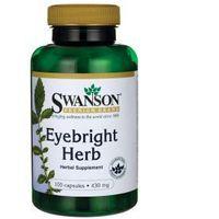 Świetlik lekarski 430 mg (100 kaps.) Swanson