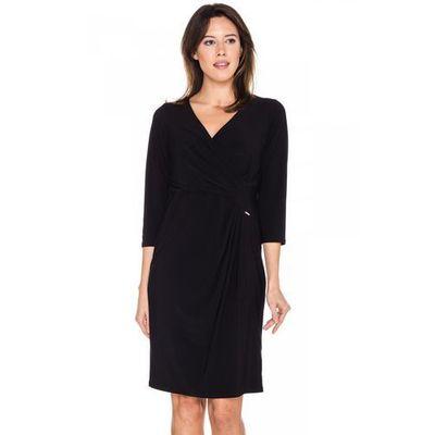 cea7508314 suknie sukienki apart sukienka khaki wielokolorowa Chiara kolekcja ...