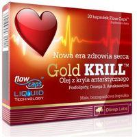 Kapsułki Olimp Gold Krill (Olej z kryla antarktycznego) 500mg 30 kaps.