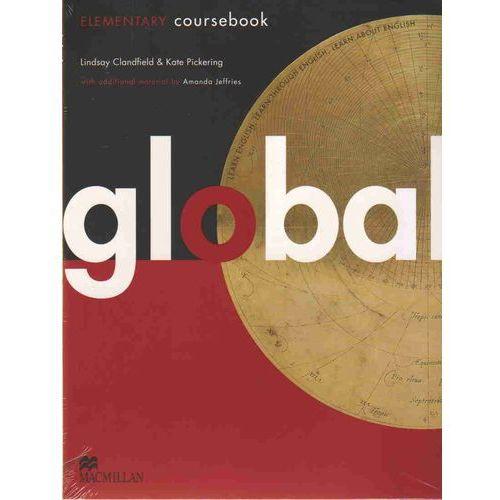 Global Elementary Książka Ucznia Plus E-Workbook, Macmillan