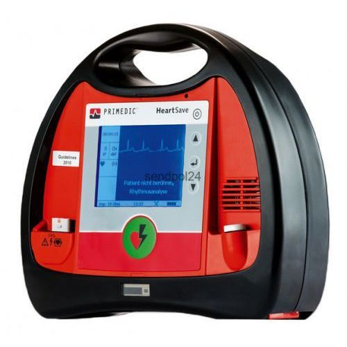 Heartsave aed-m / aed-m akupak - defibrylator aed Primedic