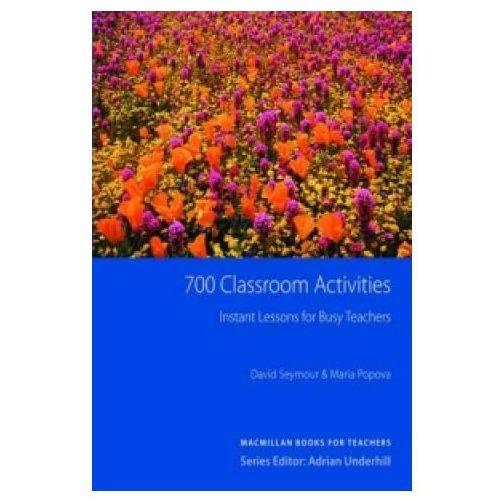 700 Classroom Activities New Edition (156 str.)