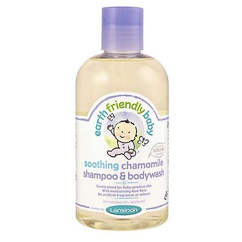 Rumiankowy szampon i żel do mycia Earth Friendly Baby