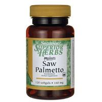 Tabletki SWANSON Saw Palmetto extract, 120 tabletek