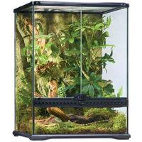 terrarium szklane small 45x45x60cm marki Exoterra