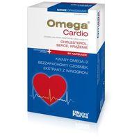 Kapsułki OmegaCardio+czosnek kaps. 60 kaps.