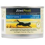 ZiwiPeak Daily Cat mokra karma dla kotów z jagnięciną 185g