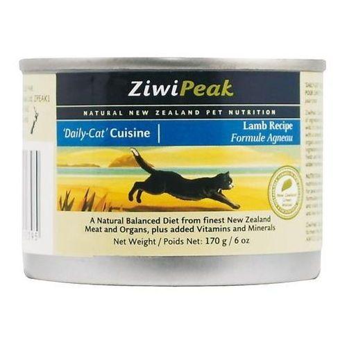 daily cat mokra karma dla kotów z jagnięciną 185g marki Ziwipeak