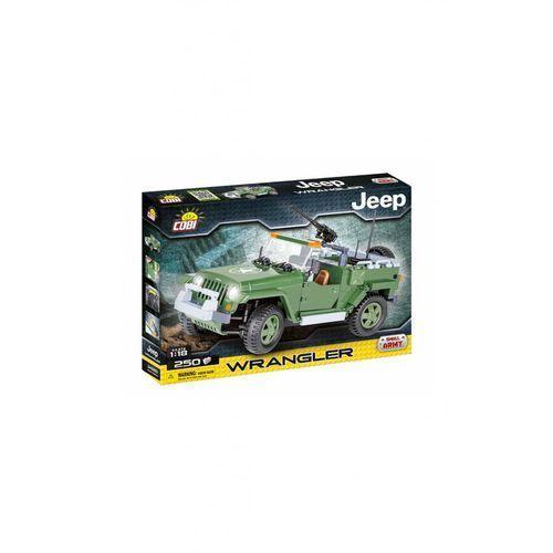 Klocki COBI Jeep Terenowy 2Y36CJ Oferta ważna tylko do 2023-04-03