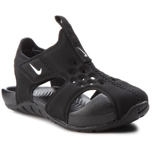 Sandały NIKE - Sunray Protect 2 (TD) 943827 001 Black/White, kolor czarny