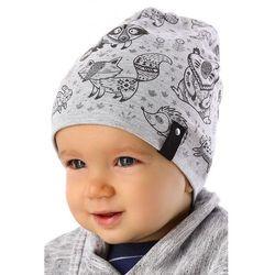 Czapka niemowlęca przejściowa 5X34A9