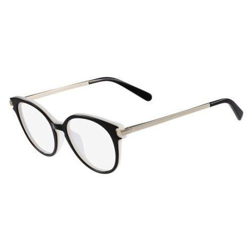 Salvatore ferragamo Okulary korekcyjne sf 2764 963
