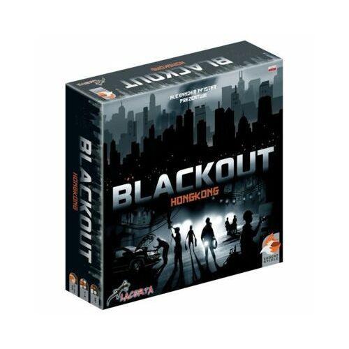 Lacerta blackout: hongkong (edycja polska)