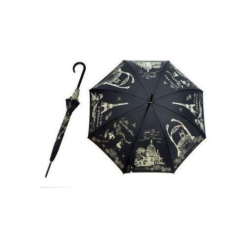 GdJ Parasol damski Minet Minette 60/8 noir2 Annees Folles, Guy de Jean