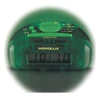 Budzik cyfrowy LCD MEMOLUX AA60162, AA60162