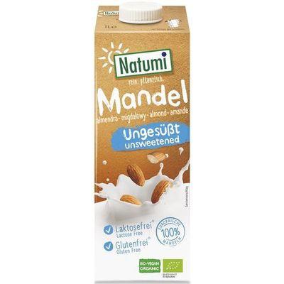 Zdrowa żywność NATUMI (napoje ryżowe, owsiane, orkiszowe, sojowe biogo.pl - tylko natura