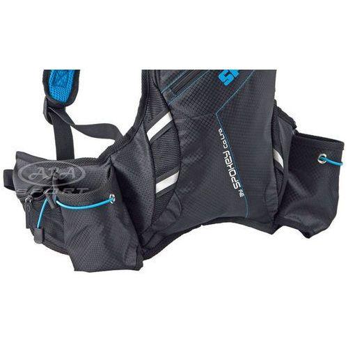 d57e84804eb41 Spokey Plecak rowerowy sprinter 83171 - niebieski - fotografia produktu