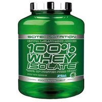 SCITEC Nutrition Whey Isolate 100% - 700 g - Czekoladowo- orzechowy