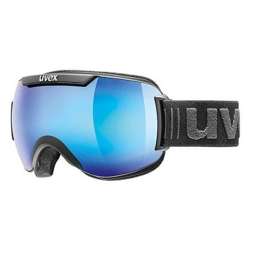 Uvex gogle downhill 2000 fm mirror blue clear (s2)