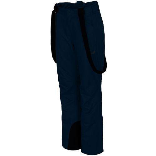 4f Damskie spodnie narciarskie h4z18 spdn001 granatowy 30s xl