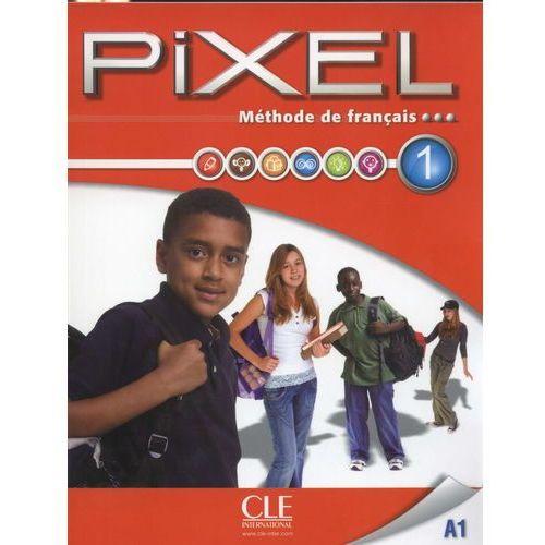 Pixel 1 podręcznik +DVD (9782090387582)