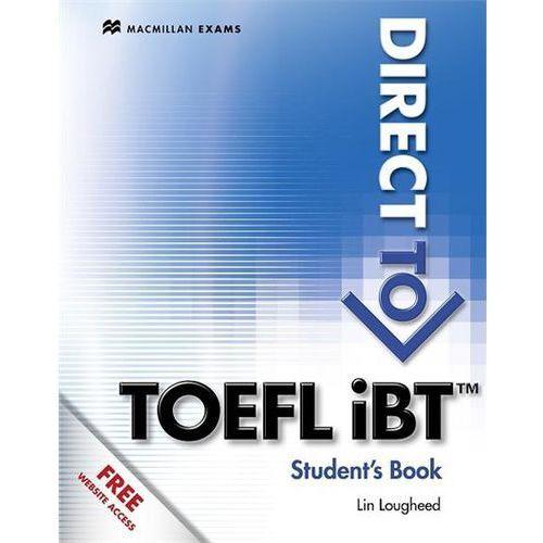 Direct to TOEFL IBT (9780230409910)