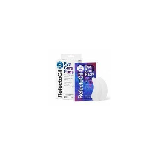 RefectoCil Eye Care Pads 4w1, hydrożelowe płatki pod oczy, 10 saszetek - Niesamowity rabat