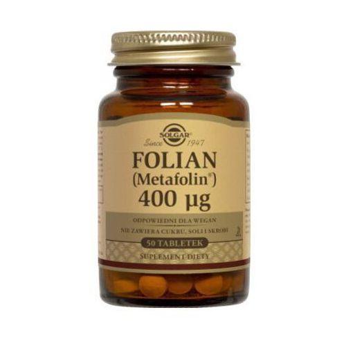 Tabletki Folian 400 mcg 50 tbl
