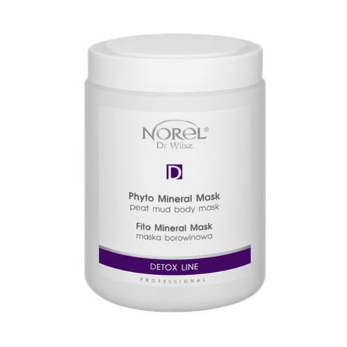Norel (dr wilsz) phyto mineral mask peat mud body mask maska borowinowa (pn065)
