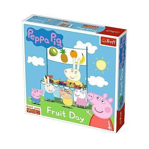 Trefl Gra peppa pig fruit day + prezent do zakupów za min.30 zł. (5900511015973)