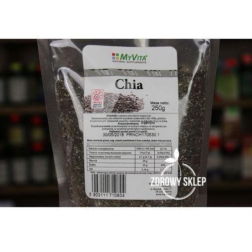 Myvita nasiona chia 250g
