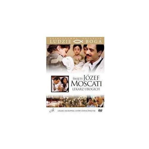 Św.józef moscati. lekarz ubogich + film dvd Praca zbiorowa