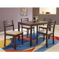 Zestaw HALMAR NEW STARTER Stół + 4 krzesła, Halmar