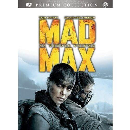 Galapagos Mad max: na drodze gniewu (dvd) - george miller darmowa dostawa kiosk ruchu (7321908338112)