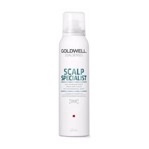 Spray Goldwell DualSenses Scalp Specialist Anti-Hairloss - spray przeciw wypadaniu włosów 125ml