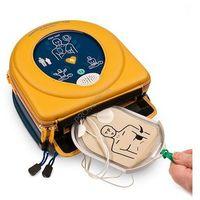 Defibrylator AED SAMARITAN PAD 350P, DODATKI: SAM DEFIBRYLATOR