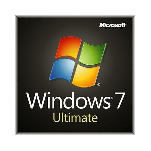 Microsoft Windows 7 Ultimate 32/64Bit Used PL