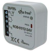 Zamel Odbiornik bramowy rob-01/12-24v exta free  (5903669041801)