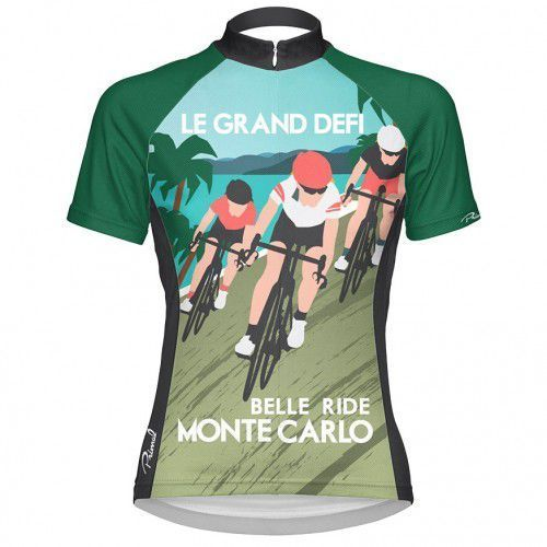 Primal Damska koszulka rowerowa - le grand - nowość