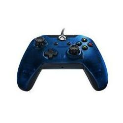 xbox one & windows wired controller (niebieski) marki Pdp