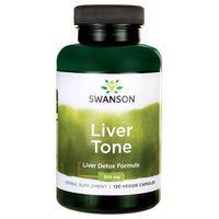 Kapsułki SWANSON Liver Tone 120 kaps./300mg