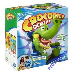 Gra jock croc krokodyl u dentysty oryginał marki Hasbro