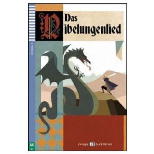 Junge ELI Lekturen - Das Nibelungenlied + CD Audio, oprawa miękka