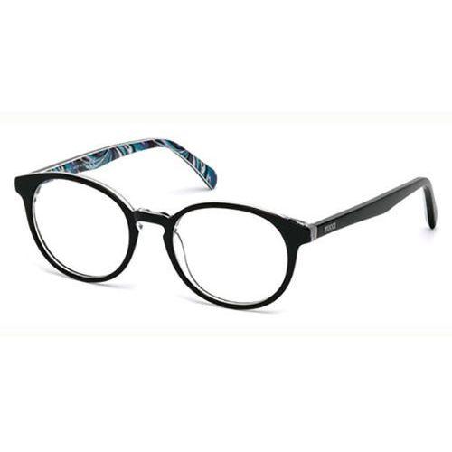 Okulary korekcyjne ep5019 001 Emilio pucci