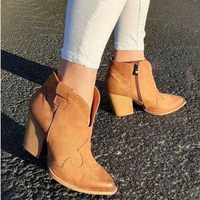 Botki TYMOTEO Tymoteo - sklep obuwniczy