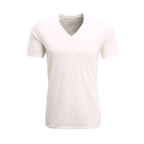 Icebreaker anatomica bielizna górna mężczyźni beżowy l 2019 koszulki z wełny merynosów bazowe (9420053434651)