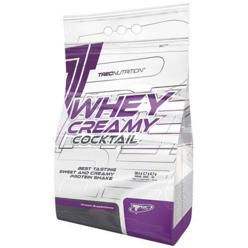 Whey creamy coctail 2275g białko Trec