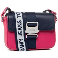 Torebka TOMMY JEANS - Tjw Femme Item Sm Crossover Met AW0AW08407 PUR