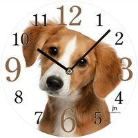 Lowell designowy zegar ścienny 14845 (8008457147257)