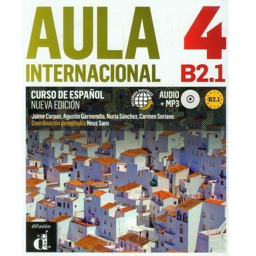 Aula Internacional Nueva 4. Podręcznik + CD, praca zbiorowa